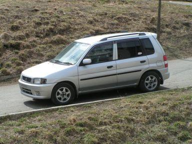 Mazda Demio 1998 отзыв автора | Дата публикации 06.01.2006.