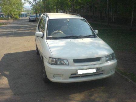 Mazda Demio 1998 - отзыв владельца