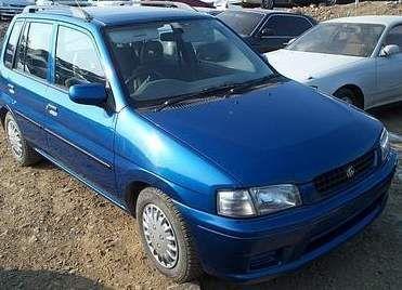 Mazda Demio 1999 - отзыв владельца