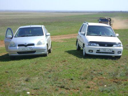Mazda Demio 1997 - отзыв владельца
