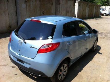 Mazda Demio 2007 - отзыв владельца