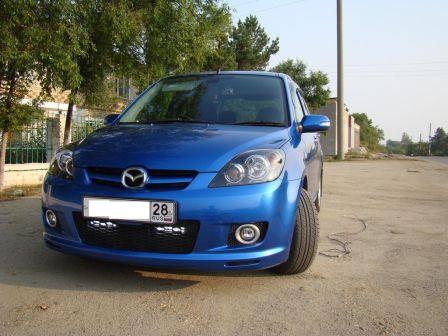 Mazda Demio 2005 - отзыв владельца