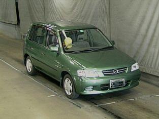 Mazda Demio 2000 - отзыв владельца
