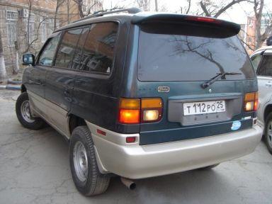 Mazda Efini MPV, 1995
