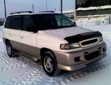 Mazda Efini MPV, 1998