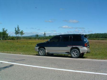 Mazda Efini MPV 1998 - отзыв владельца