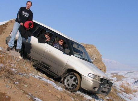 Mazda Efini MPV 1996 - отзыв владельца