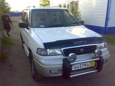 Mazda Efini MPV 1997 - отзыв владельца