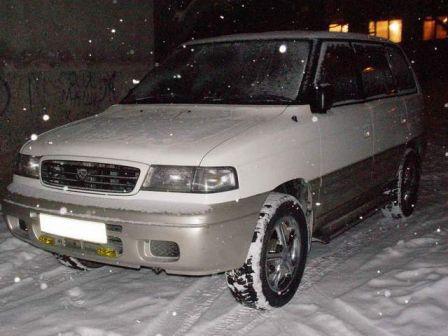 Mazda Efini MPV 1995 - отзыв владельца