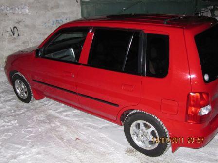 Mazda Efini MS-6 2002 - отзыв владельца