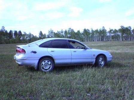 Mazda Efini MS-6 1993 - отзыв владельца