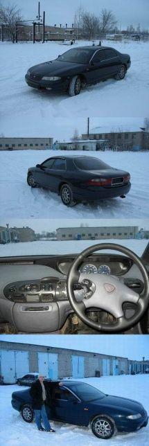 Mazda Efini MS-8, 1993