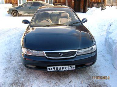 Mazda Efini MS-8 1994 отзыв автора | Дата публикации 12.01.2013.