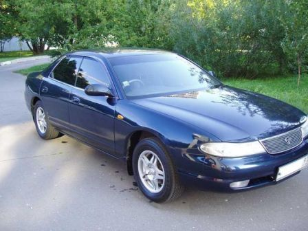 Mazda Efini MS-8 1996 - отзыв владельца