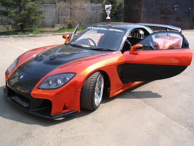 Главный дизайнер Mazda рассуждает о новой RX-7