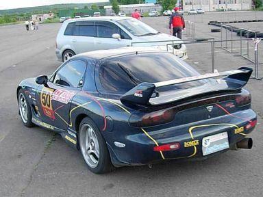 Mazda Efini RX-7 1992 отзыв автора | Дата публикации 27.11.2006.