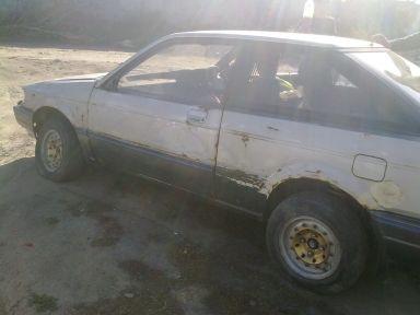 Mazda Etude, 1990