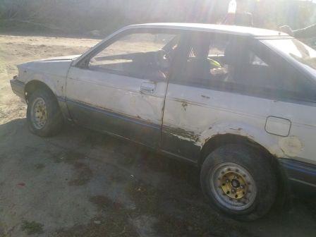 Mazda Etude 1990 - отзыв владельца