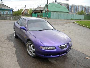 Mazda Eunos 500 1992 отзыв автора | Дата публикации 29.05.2009.