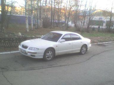 Mazda Eunos 800 1994 отзыв автора | Дата публикации 31.10.2008.