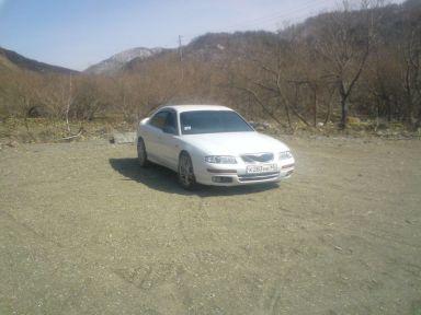 Mazda Eunos 800 1994 отзыв автора | Дата публикации 29.05.2009.