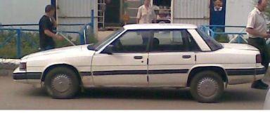 Mazda Eunos Cosmo, 1985