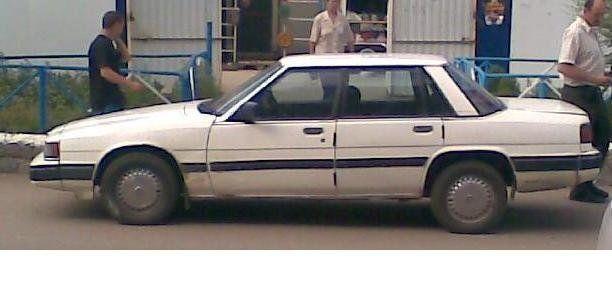 Mazda Eunos Cosmo 1985 - отзыв владельца