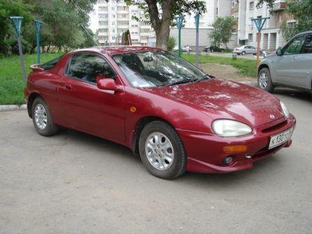 Mazda Eunos Presso 1995 - отзыв владельца