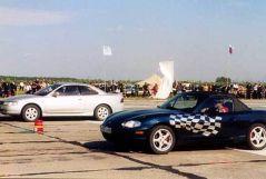 Mazda Eunos Roadster, 1998