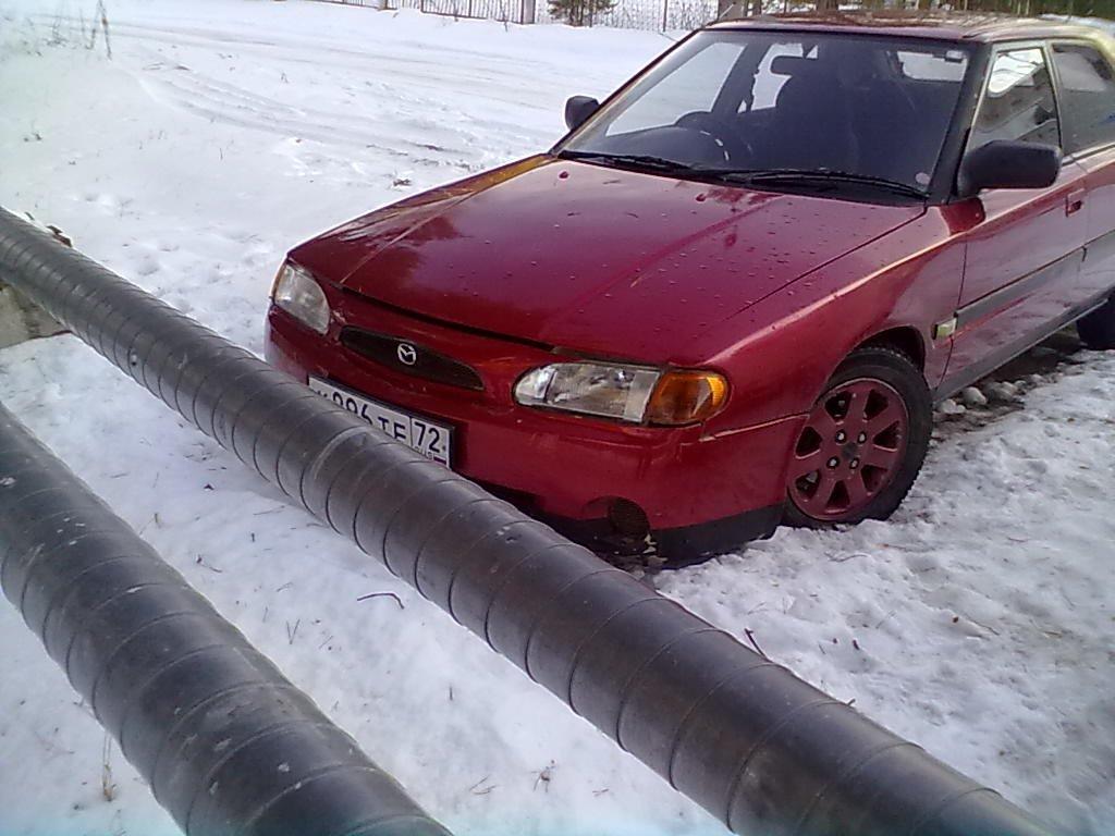 mazda familia 1991 запчасти на двигатель
