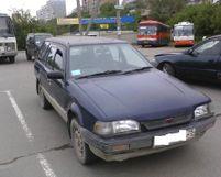 Mazda Familia, 1993