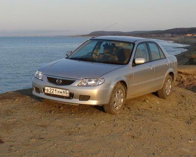 Mazda Familia, 2003