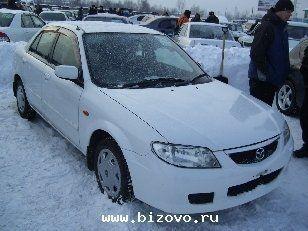 Mazda Familia 2002 отзыв автора   Дата публикации 13.03.2008.