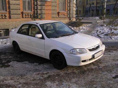 Mazda Familia, 1999