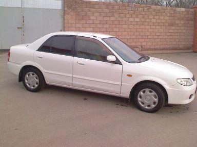 Mazda Familia, 2001