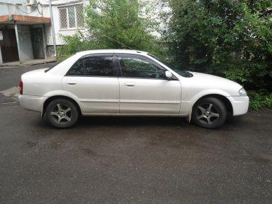 Mazda Familia, 2000
