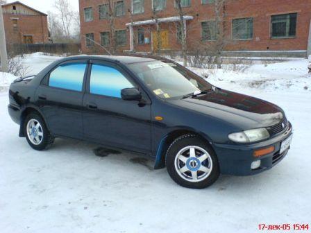 Mazda Familia 1996 - отзыв владельца