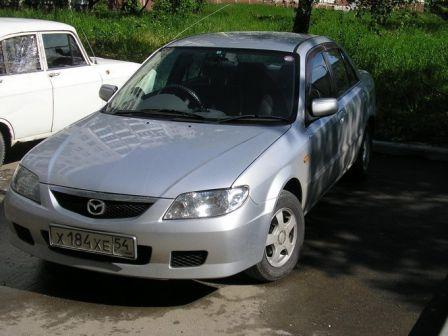 Mazda Familia 2001 - отзыв владельца