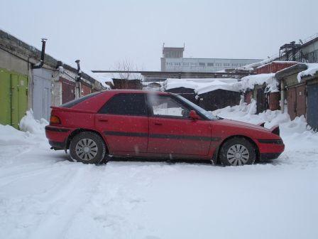 Mazda Familia 1989 - отзыв владельца