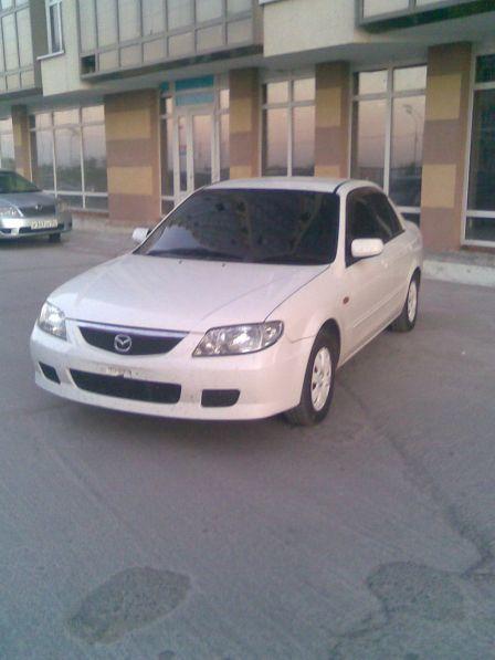 Mazda Familia 2002 - отзыв владельца