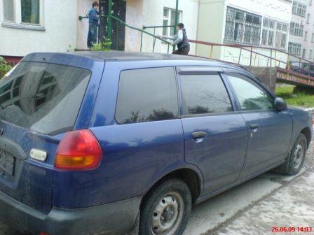 Mazda Familia 2000 - отзыв владельца