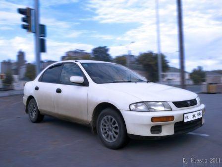 Mazda Familia 1997 - отзыв владельца