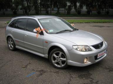 Mazda Familia S-Wagon, 2001