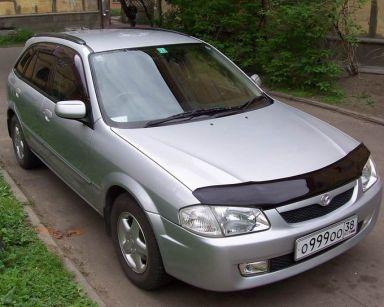 Familia S-Wagon 1998 отзыв автора | Дата публикации 09.01.2007.