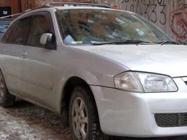Mazda Familia S-Wagon, 1999