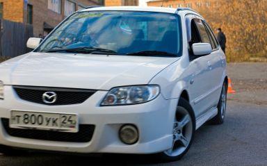 Mazda Familia S-Wagon, 2002
