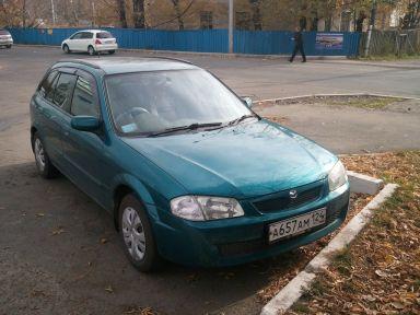 Familia S-Wagon 1998 отзыв автора | Дата публикации 18.10.2011.
