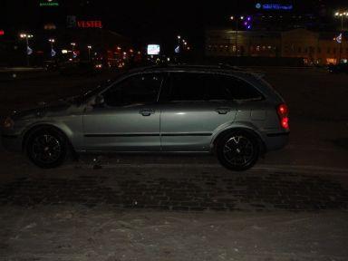 Mazda Familia S-Wagon, 2000