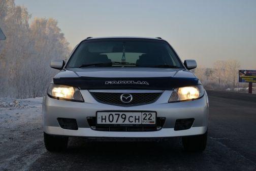 Mazda Familia S-Wagon 2002 - отзыв владельца