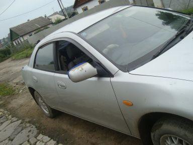 Mazda Lantis отзыв автора | Дата публикации 08.09.2012.